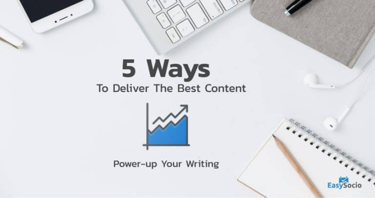 Power Up Your Writing > Deliver The Best Content – Free Tool