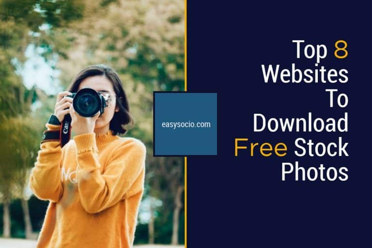 Top 8 Sites For Free Stock Photos And Vector Images – Updated