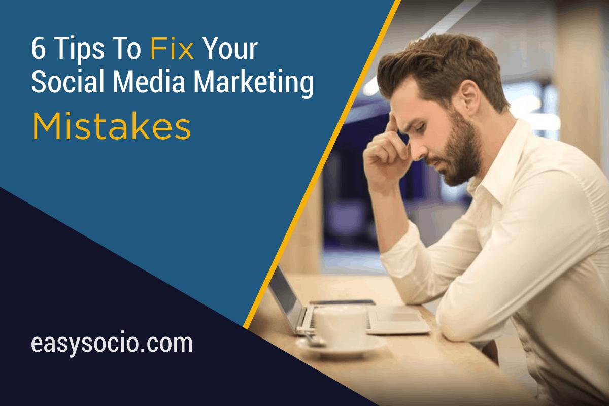 Social Media Marketing Fails